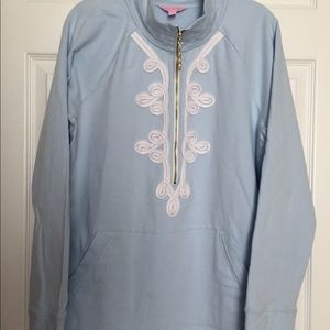 Lilly Pulitzer Skipper Popover - XL